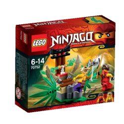 70752 LEGO Ninjago Dzsungel csapda