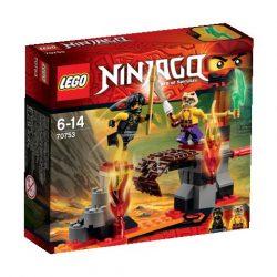 70753 LEGO Ninjago Lávatenger