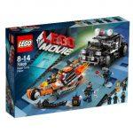 70808 LEGO The LEGO Movie Üldözés két keréken