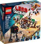 70812 LEGO® The LEGO® Movie Kreatív támadás