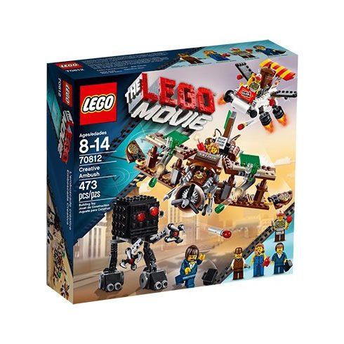 70812 LEGO® The LEGO® Movie™ Kreatív támadás