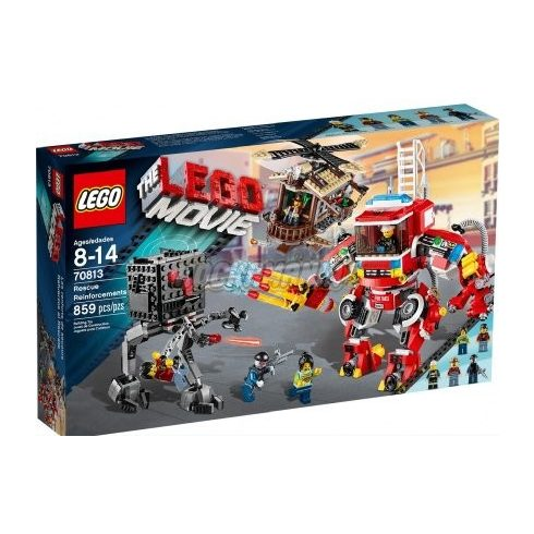 70813 LEGO® The LEGO® Movie™ Dupla Rajtaütés