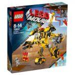 70814 LEGO® The LEGO® Movie Emmet építőrobotja
