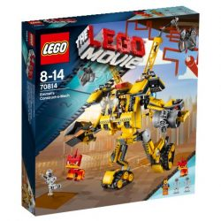 70814 LEGO® The LEGO® Movie Emmet építőrobotja