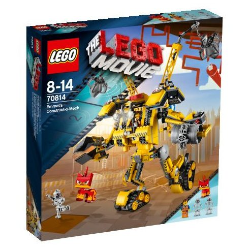 70814 LEGO® The LEGO® Movie™ Emmet építőrobotja