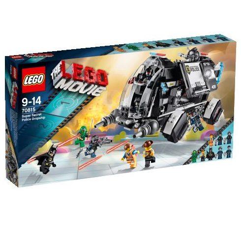 70815 LEGO® The LEGO® Movie™ Szupertitkos Rendőrségi Csapatszállító