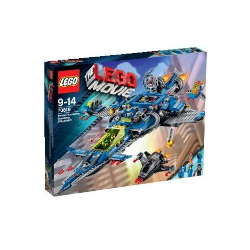 70816 LEGO® The LEGO® Movie™ Benny Űrhajója