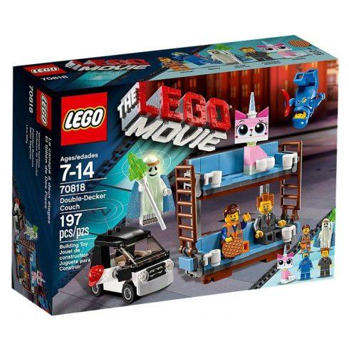 70818 LEGO® The LEGO® Movie™ Emeletes kanapé