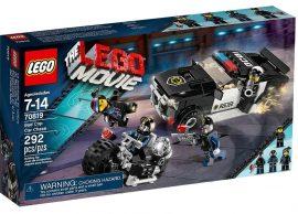 70819 LEGO The LEGO Movie Rossz Zsaru autós üldözés