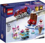 70822 LEGO® The Movie Csoda Kitty legaranyosabb barátai!