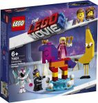 70824 LEGO® THE LEGO® MOVIE 2™ Amita Karok királynő