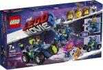 70826 LEGO® The Movie Rex-trém terepjáró!