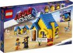 70831 LEGO® The Movie Emmet Álomháza/Mentőrakétája!