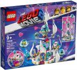 70838 LEGO® The LEGO® Movie Amita Karok királynő Dehogy Gonosz űrpalotája