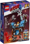 70842 LEGO® The LEGO® Movie Emmet háromemeletes kanapé robotja