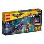 70902 LEGO® The LEGO® Batman Movie Macskanõ™ - Motoros hajsza