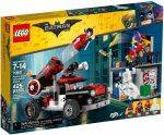 70921 LEGO® The LEGO® Batman Movie Harley Quinn™ ágyúgolyós támadása