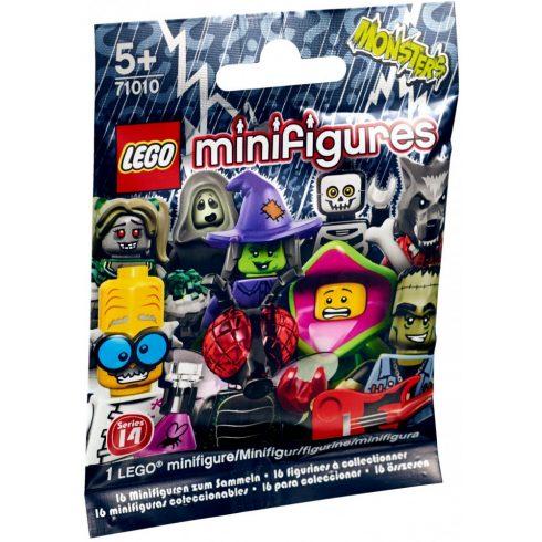71010 LEGO® Minifigurák Gyűjthető minifigurák 14. sorozat