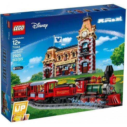 71044 LEGO® Disney™ Disney vonat és vasútállomás