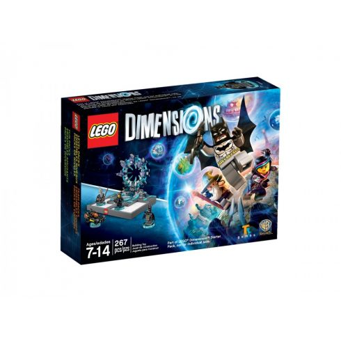 71171 LEGO® Dimensions® Starter Pack - Playstation 4