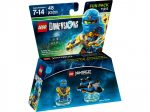 71215 LEGO® Dimensions® Fun Pack - Ninjago Jay and Storm Fighter