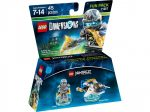 71217 LEGO® Dimensions® Fun Pack - Ninjago Zane and NinjaCopter