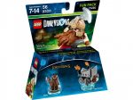 71220S LEGO® Dimensions® Fun Pack - The Lord of the Rings Gimli and Axe Chariot - Sérült csomagolás