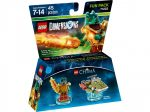 71223 LEGO® Dimensions® Fun Pack - Legends of Chima Cragger and Swamp Skimmer - Sérült csomagolás