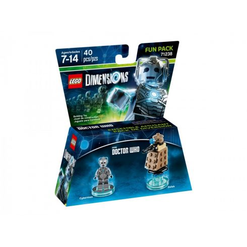71238 LEGO® Dimensions® Fun Pack - Cyberman™