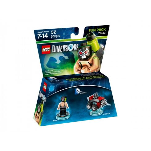 71240 LEGO® Dimensions® Fun pack - DC Bane