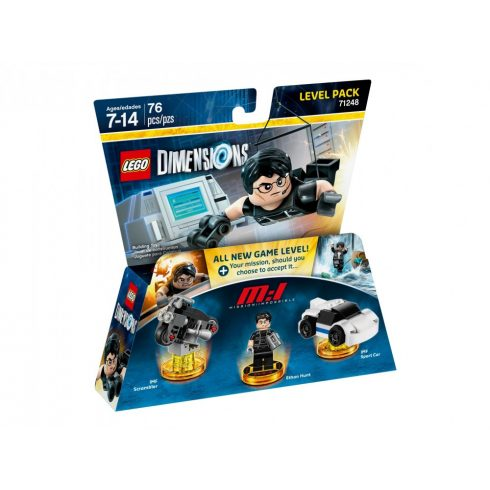71248 LEGO® Dimensions® Level Pack - Mission Impossible: Ethan Hunt