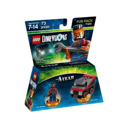 71251 LEGO® Dimensions® Fun Pack - A-Team