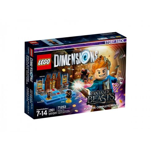 71253 LEGO® Dimensions® Story Pack - Fantastic Beasts and Where to Find Them™