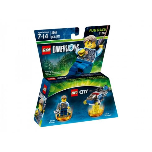 71266 LEGO® Dimensions® Fun Pack - Chase McCain