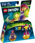 71287 LEGO® Dimensions® Fun Pack - Starfire and Titan Robot