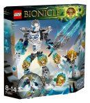 71311 LEGO® BIONICLE® Kopaka és Melum - Egyesült csapat