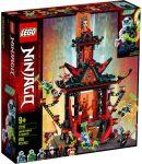 71712 LEGO® NINJAGO® Az őrült birodalom temploma