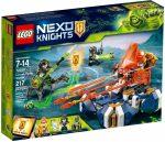 72001 LEGO® NEXO Knights™ Lance lebegõ harci jármûve