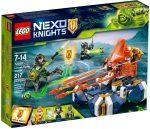 72001 LEGO® NEXO Knights™ Lance lebegő harci járműve