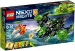 72003 LEGO® NEXO Knights™ Vad harcos bombázó