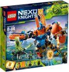 72004 LEGO NEXO Knights Tech leszámolás