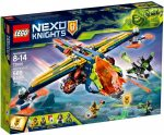 72005 LEGO® NEXO Knights™ Aaron X-hajója