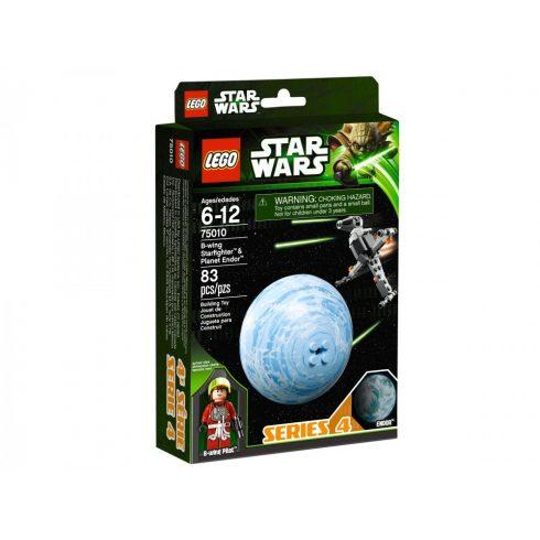 75010 LEGO® Star Wars™ B-Wing Starfighter & Plane Endor