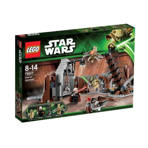75017 LEGO Star Wars Párbaj a Geonosis™-on