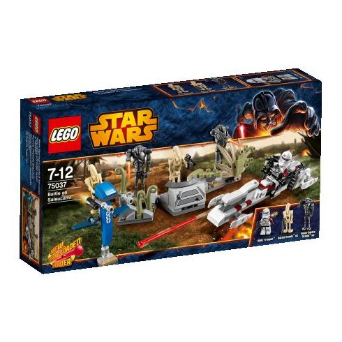 75037 LEGO® Star Wars™ Battle on Saleucami™