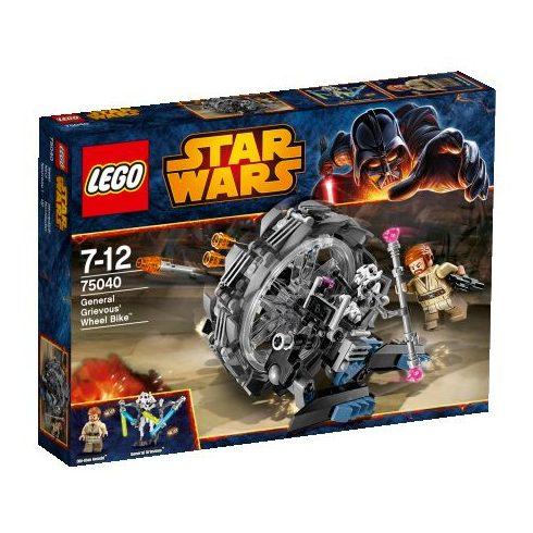 75040 LEGO® Star Wars™ General Grievous' Wheel Bike™