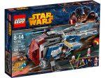 75046 LEGO® Star Wars™ Coruscant™ rendőrségi hadihajó