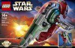 75060 LEGO® Star Wars™ Slave I™ - Sérült doboz