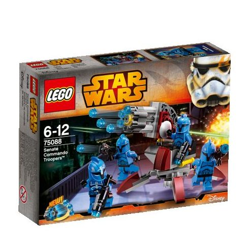 75088 LEGO® Star Wars™ Senate Commando Troopers™