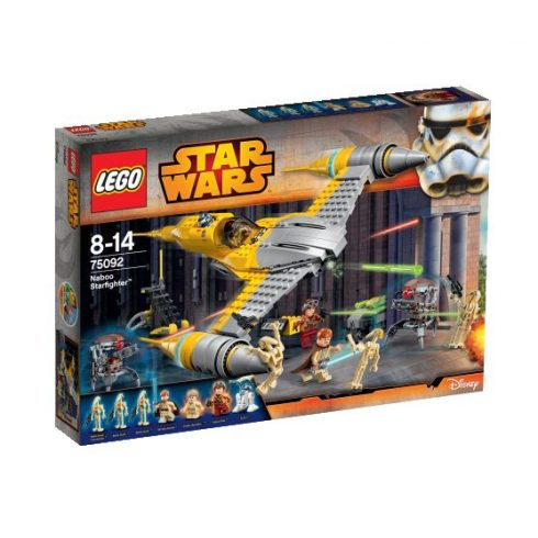 75092 LEGO® Star Wars™ Naboo Starfighter™